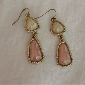Anna & Ava Stone Earrings